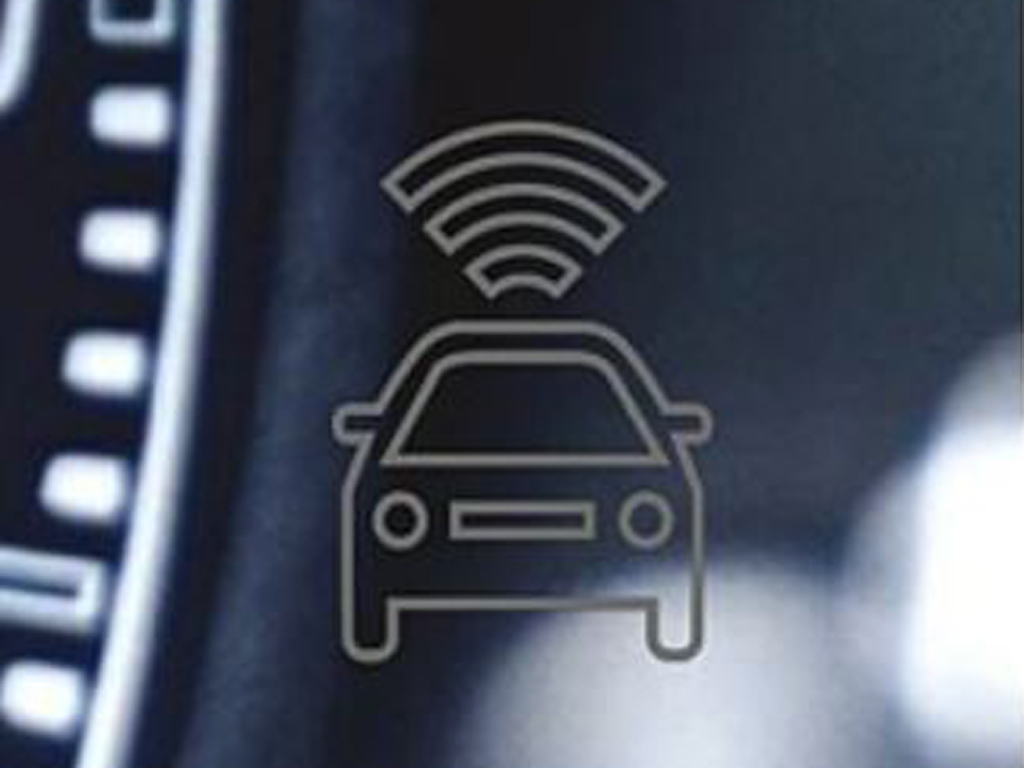 Connected Cars logo main