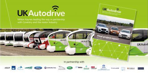 UK Autodrive project news